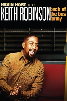 Keith Robinson: Back of the Bus Funny