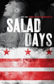 Affiche du film Salad Days