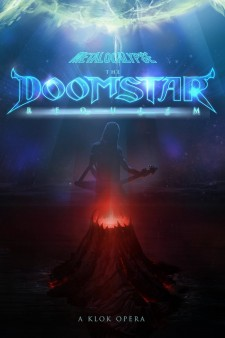 Affiche du film Metalocalypse: The Doomstar Requiem
