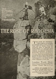 The Rose of Rhodesia