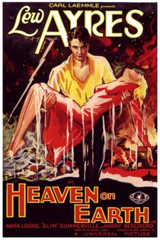 Affiche du film Heaven on Earth