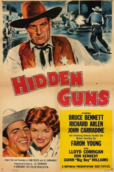 Affiche du film Hidden Guns