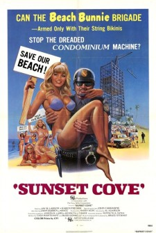 Affiche du film Sunset Cove