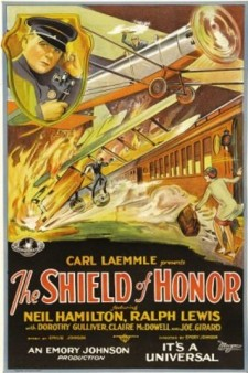 Affiche du film The Shield of Honor