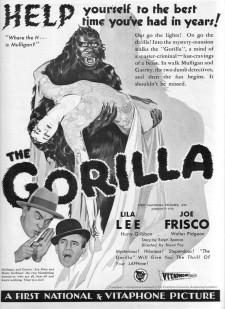Affiche du film The Gorilla