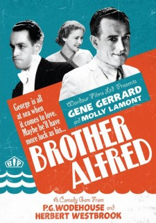 Affiche du film Brother Alfred