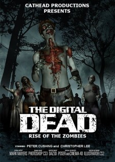 Affiche du film The Digital Dead: Rise of the Zombies
