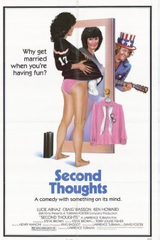 Affiche du film Second Thoughts