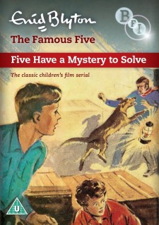 Affiche du film Five Have a Mystery to Solve