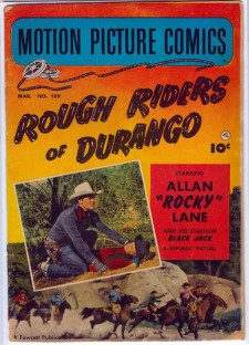 Rough Riders of Durango
