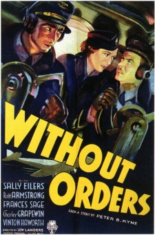 Affiche du film Without Orders