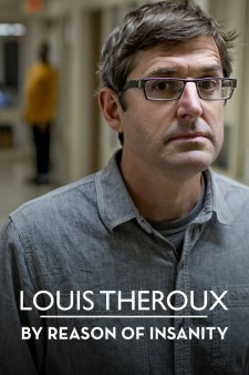 Affiche du film Louis Theroux: By Reason of Insanity