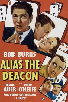 Affiche du film Alias the Deacon