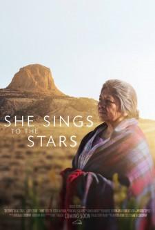 Affiche du film She Sings to the Stars