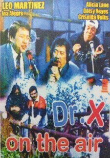 Dr. X on the Air