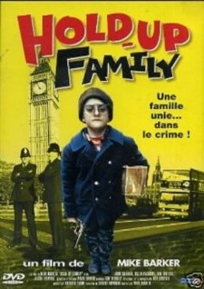 Affiche du film Hold up family