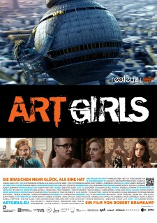Affiche du film Art Girls