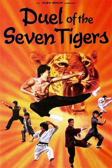Affiche du film Duel of the 7 Tigers