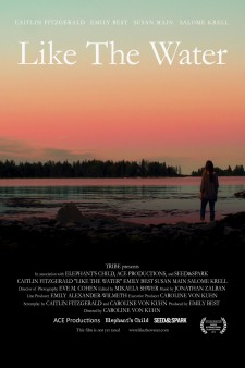 Affiche du film Like the Water