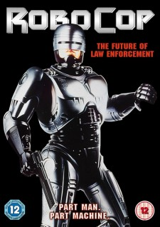 Affiche du film RoboCop: The Future of Law Enforcement