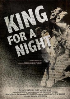 Affiche du film King for a Night