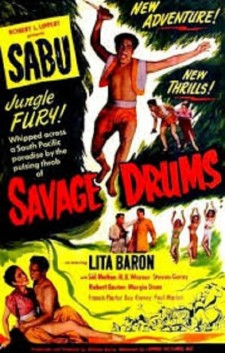 Affiche du film Savage Drums