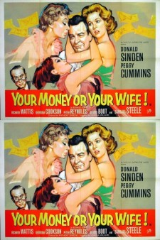 Affiche du film Your Money Or Your Wife