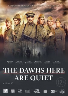 Affiche du film The Dawns Here Are Quiet