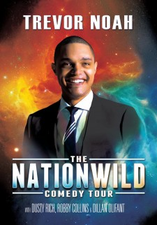 Affiche du film Trevor Noah: The Nationwild Comedy Tour