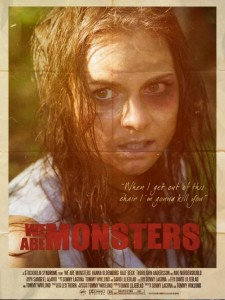 Affiche du film We Are Monsters