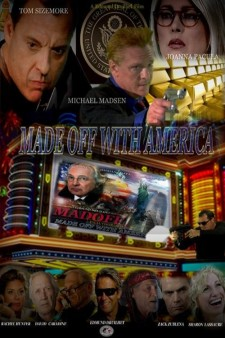 Affiche du film Madoff: Made Off with America
