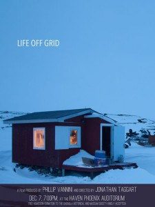 Affiche du film Life Off Grid