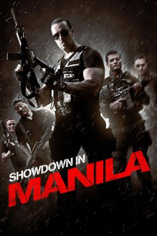 Affiche du film Showdown In Manila