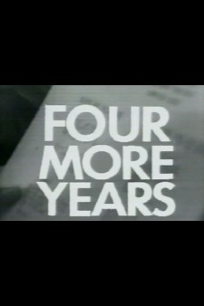 Affiche du film Four More Years
