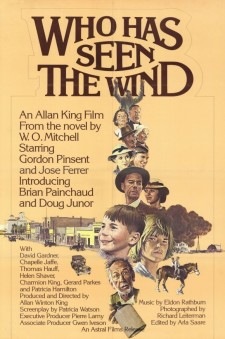 Affiche du film Who Has Seen the Wind