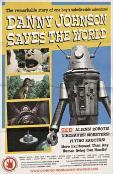Affiche du film Danny Johnson Saves the World