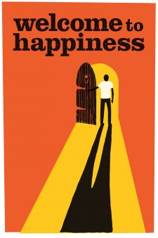 Affiche du film Welcome to Happiness