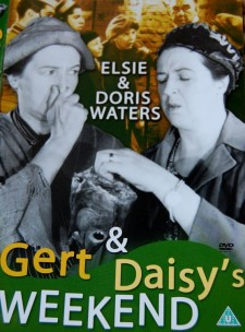 Affiche du film Gert and Daisy's Weekend