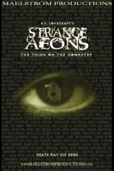 Affiche du film Strange Aeons: The Thing on the Doorstep