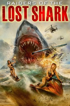 Affiche du film Raiders Of The Lost Shark