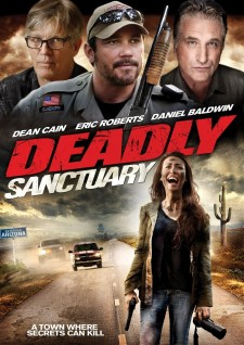 Affiche du film Deadly Sanctuary