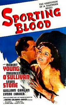 Affiche du film Sporting Blood