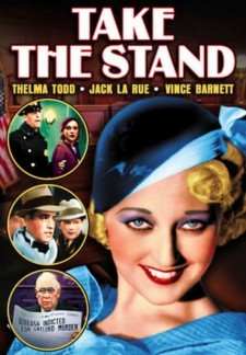 Affiche du film Take the Stand