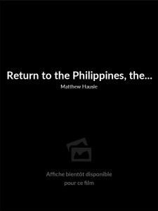 Affiche du film Return to the Philippines, the Leon Cooper Story