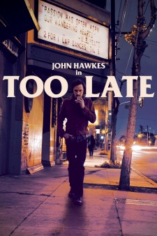 Affiche du film Too Late