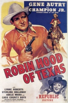 Affiche du film Robin Hood Of Texas