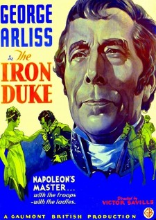 Affiche du film The Iron Duke