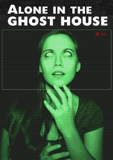 Affiche du film Alone in the Ghost House