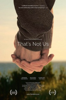 Affiche du film That's Not Us