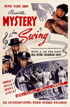 Affiche du film Mystery in Swing